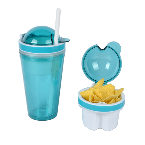 promotional snack plastic cups